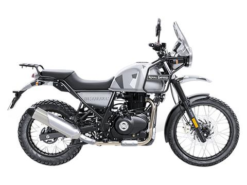 2020 Royal Enfield Himalayan 411 EFI ABS in Pelham, Alabama - Photo 1