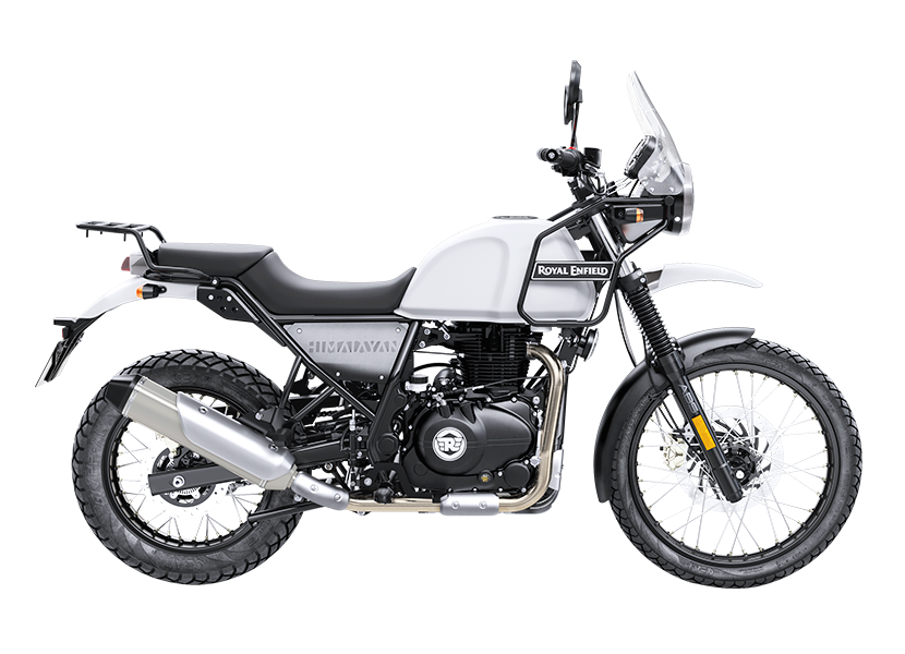 2020 Royal Enfield Himalayan 411 EFI ABS in San Jose, California - Photo 1