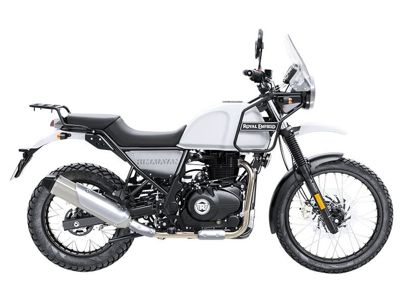 2020 Royal Enfield Himalayan 411 EFI ABS in Aurora, Ohio - Photo 1
