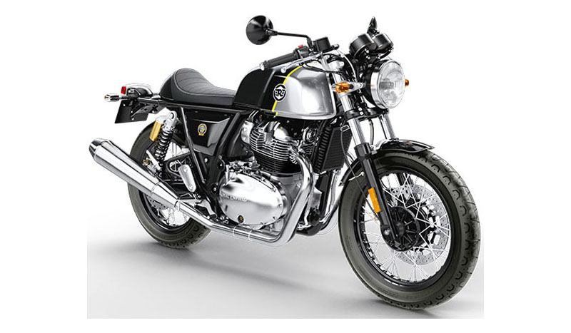 2021 Royal Enfield Continental GT 650 in Iowa City, Iowa - Photo 5