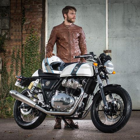 2021 Royal Enfield Continental GT 650 in Iowa City, Iowa - Photo 14