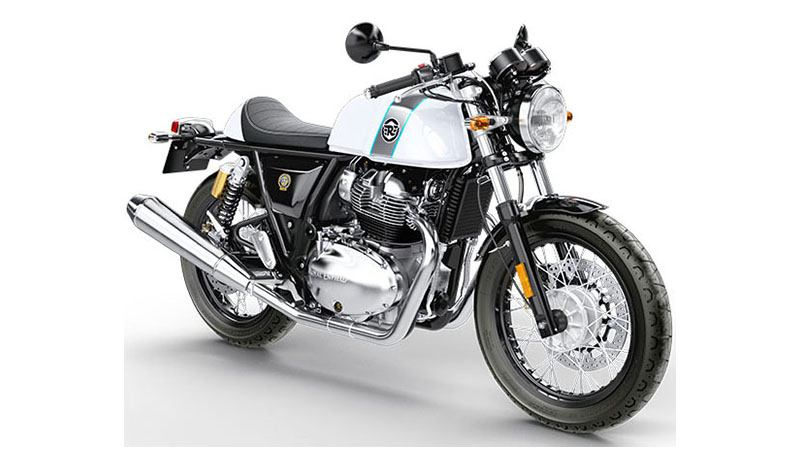 2021 Royal Enfield Continental GT 650 in Kent, Connecticut - Photo 2