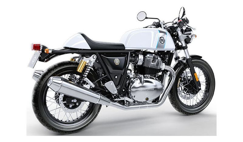 2021 Royal Enfield Continental GT 650 in San Jose, California - Photo 3