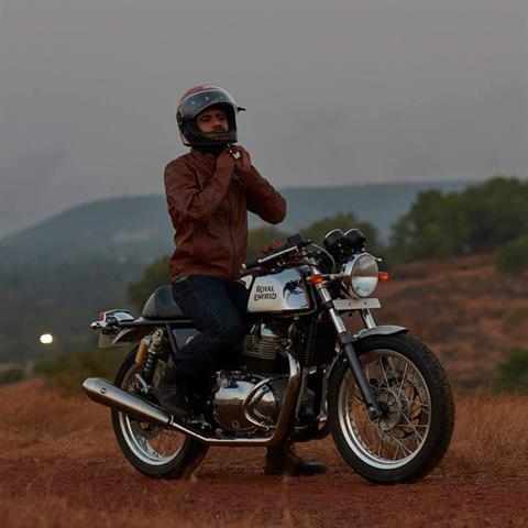 2021 Royal Enfield Continental GT 650 in Kent, Connecticut - Photo 10