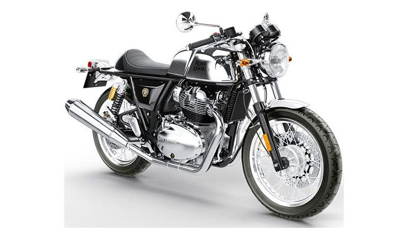 2021 Royal Enfield Continental GT 650 in Fremont, California - Photo 2