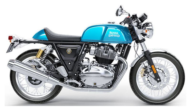 2021 Royal Enfield Continental GT 650 in Depew, New York - Photo 1