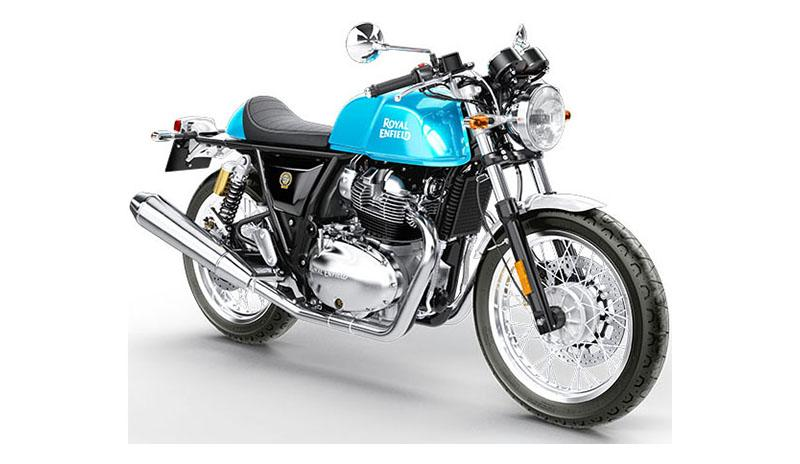 2021 Royal Enfield Continental GT 650 in Oakdale, New York - Photo 2