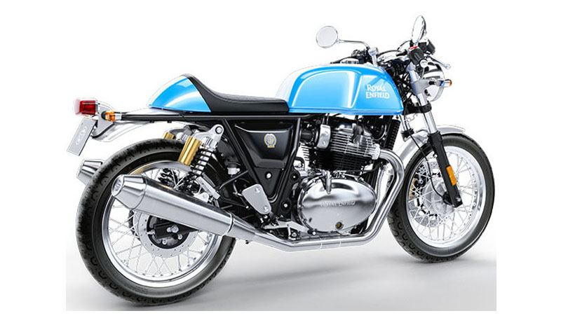 2021 Royal Enfield Continental GT 650 in Oakdale, New York - Photo 3