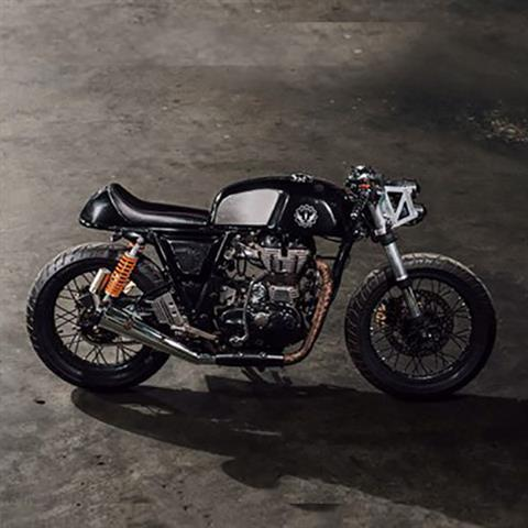 2021 Royal Enfield Continental GT 650 in Oakdale, New York - Photo 4