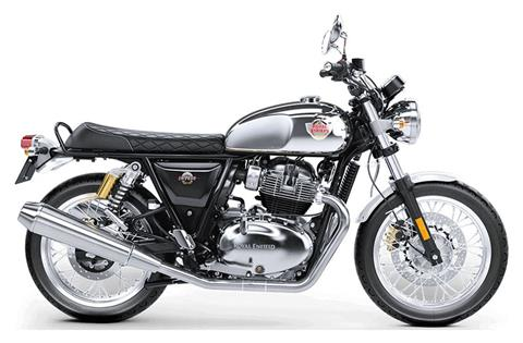 2021 Royal Enfield INT650 in Depew, New York