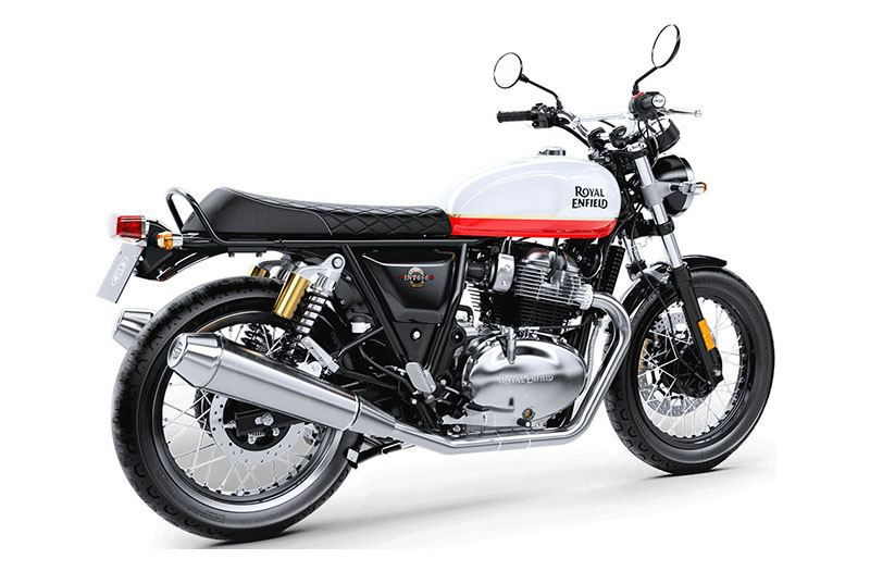 2021 Royal Enfield INT650 in Depew, New York - Photo 3