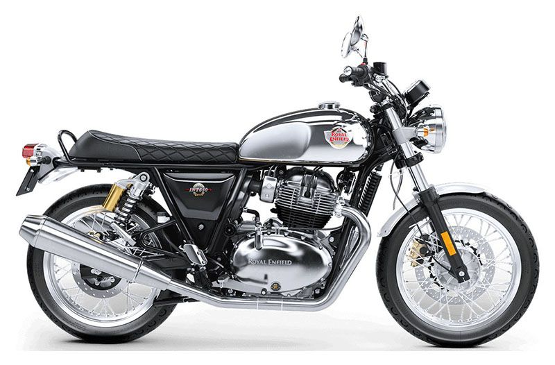 2021 Royal Enfield INT650 in Fort Myers, Florida - Photo 1