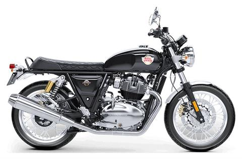 2021 Royal Enfield INT650 in Fremont, California - Photo 1