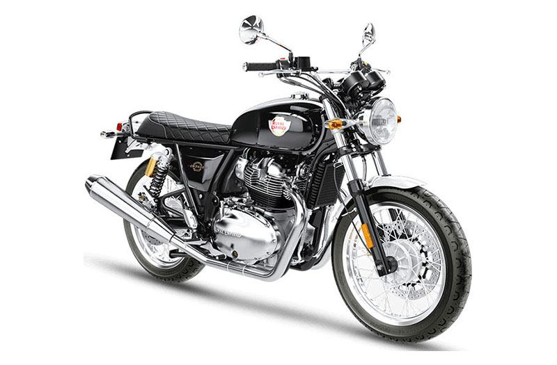 2021 Royal Enfield INT650 in Oakdale, New York - Photo 2