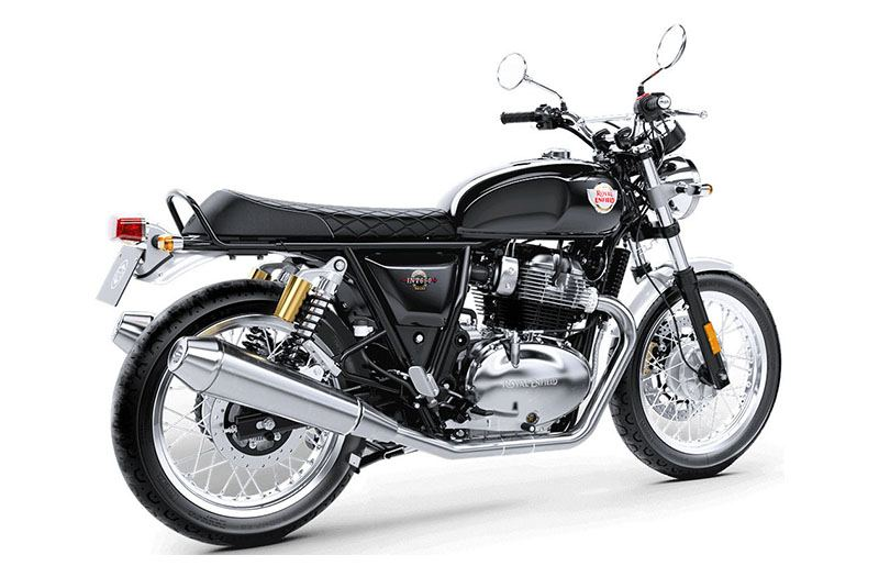 2021 Royal Enfield INT650 in Fremont, California - Photo 3