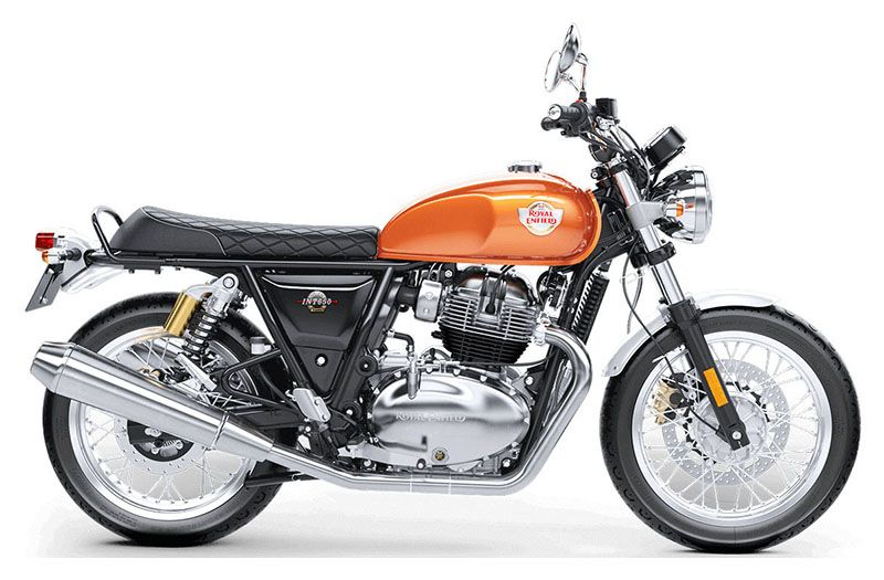 2021 Royal Enfield INT650 in Greensboro, North Carolina - Photo 1