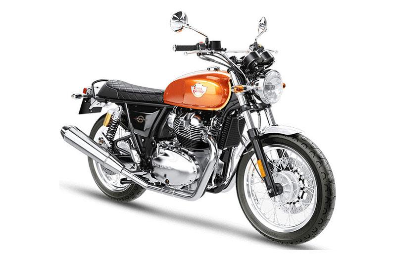 2021 Royal Enfield INT650 in Greensboro, North Carolina - Photo 2
