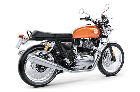 2021 Royal Enfield INT650 in West Allis, Wisconsin - Photo 3