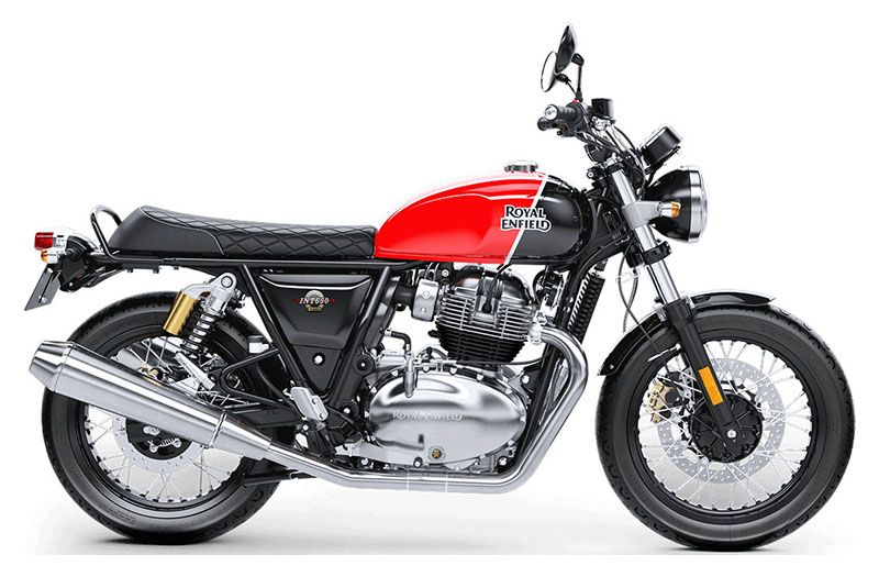 2021 Royal Enfield INT650 in Decatur, Alabama - Photo 1