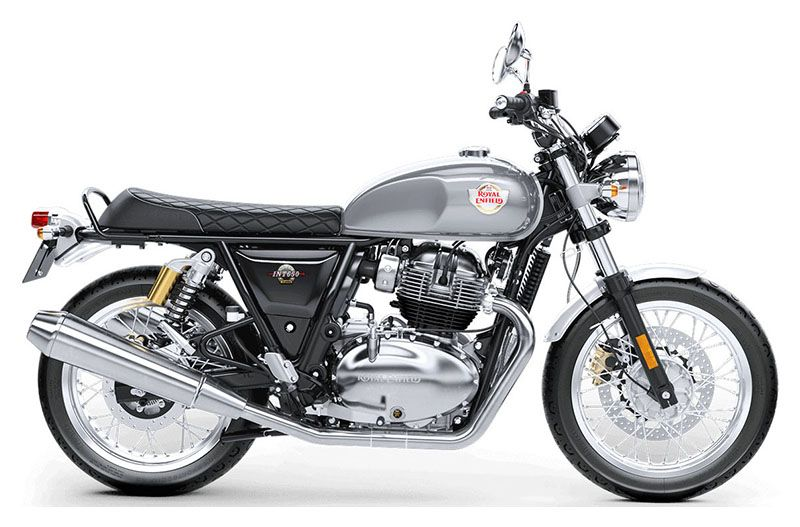 2021 Royal Enfield INT650 in Kent, Connecticut - Photo 1