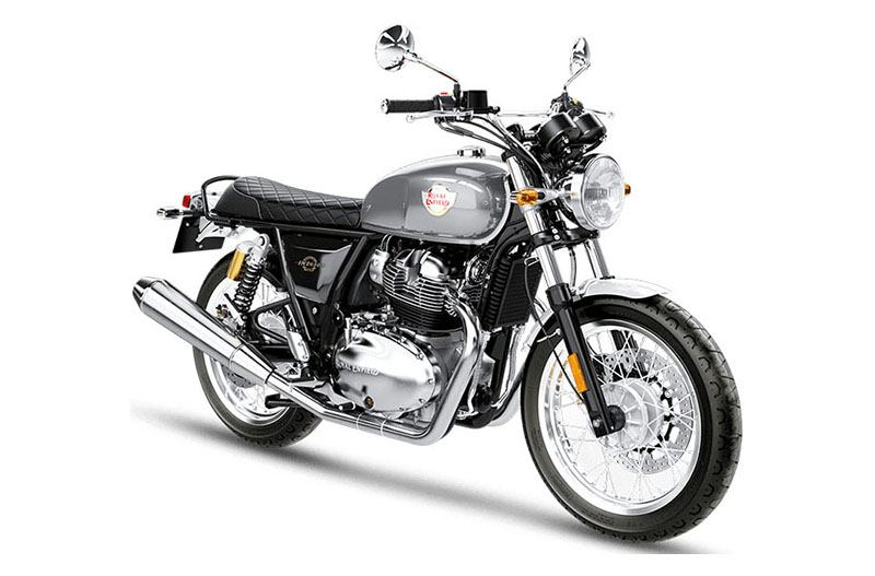 2021 Royal Enfield INT650 in Elkhart, Indiana - Photo 2