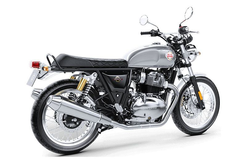 2021 Royal Enfield INT650 in Iowa City, Iowa - Photo 6