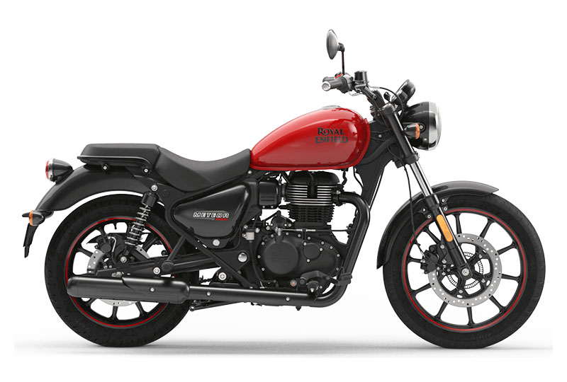 2021 Royal Enfield Meteor 350 in Louisville, Tennessee - Photo 1