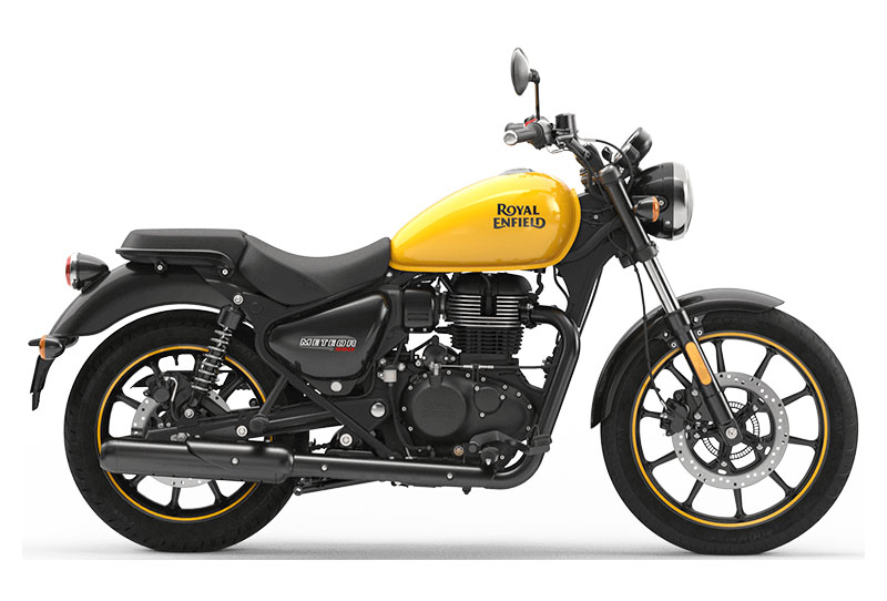 2021 Royal Enfield Meteor 350 in Fremont, California - Photo 1