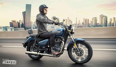 2021 Royal Enfield Meteor 350 in Mahwah, New Jersey - Photo 4