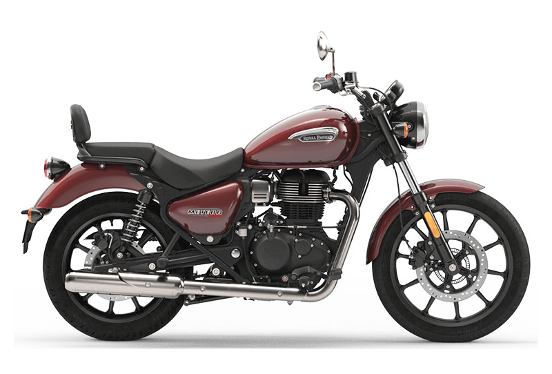 2021 Royal Enfield Meteor 350 in San Jose, California - Photo 1
