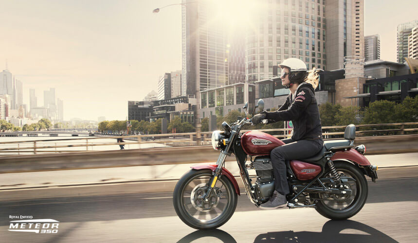 2021 Royal Enfield Meteor 350 in Fort Myers, Florida - Photo 5