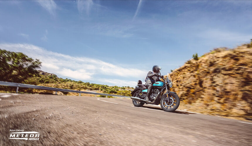 2021 Royal Enfield Meteor 350 in Idaho Falls, Idaho - Photo 3