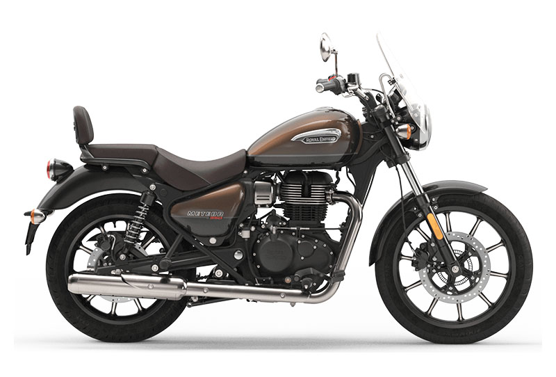2021 Royal Enfield Meteor 350 in Greensboro, North Carolina - Photo 1