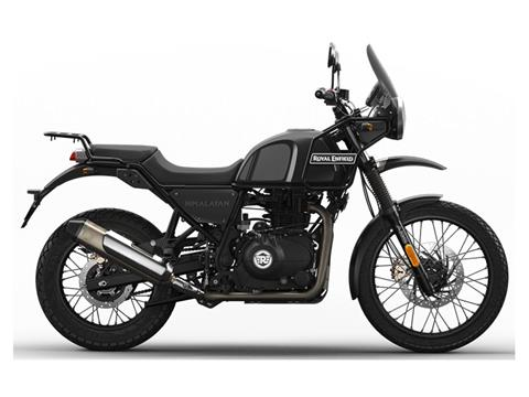 2021 Royal Enfield Himalayan 411 EFI ABS in Staten Island, New York - Photo 1