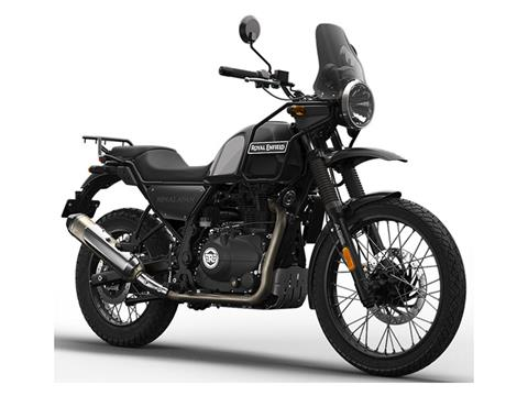 2021 Royal Enfield Himalayan 411 EFI ABS in Fremont, California - Photo 2
