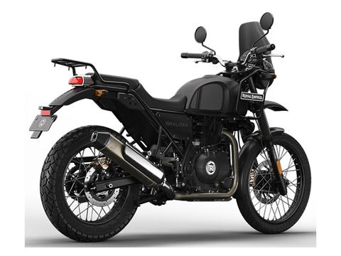 2021 Royal Enfield Himalayan 411 EFI ABS in Fremont, California - Photo 3