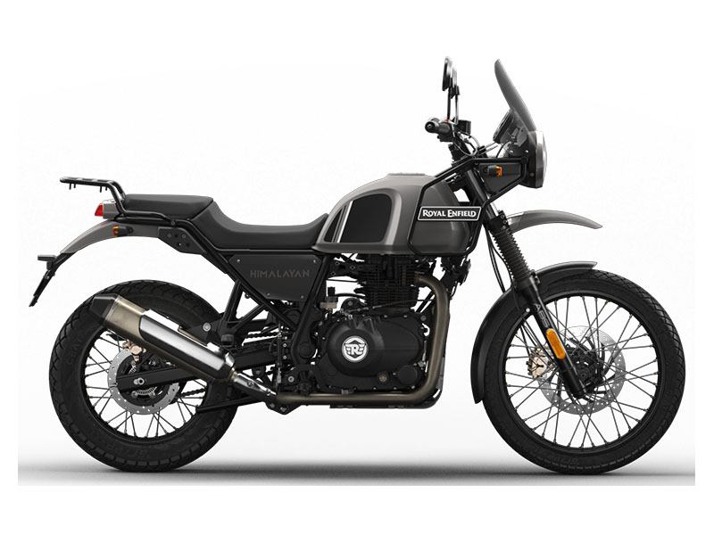 2021 Royal Enfield Himalayan 411 EFI ABS in Fort Myers, Florida - Photo 1