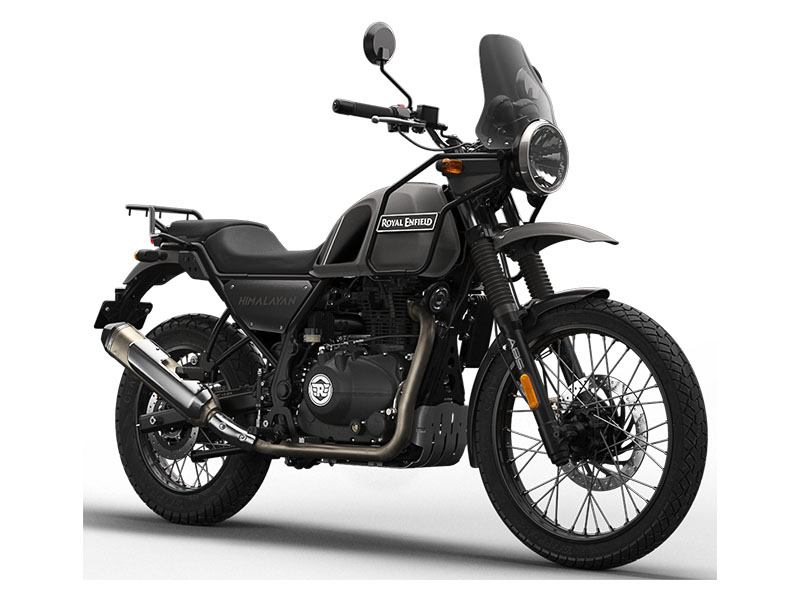 2021 Royal Enfield Himalayan 411 EFI ABS in Fort Myers, Florida - Photo 2