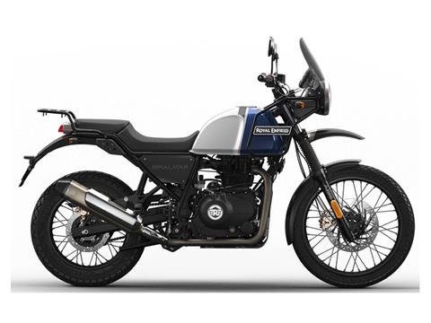 2021 Royal Enfield Himalayan 411 EFI ABS in Greensboro, North Carolina - Photo 1