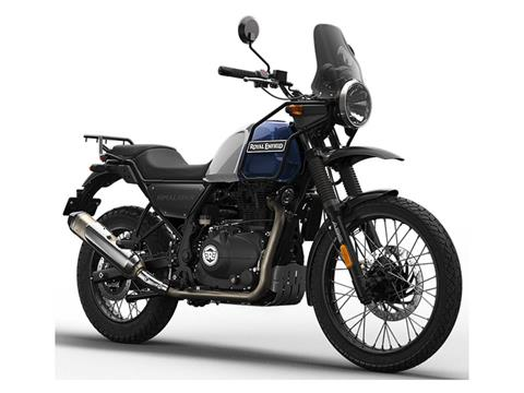 2021 Royal Enfield Himalayan 411 EFI ABS in San Jose, California - Photo 2