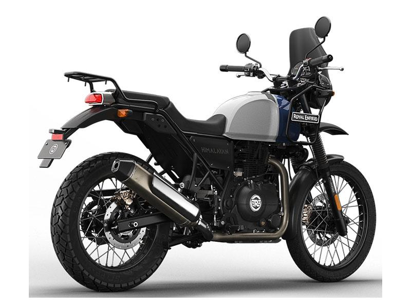 2021 Royal Enfield Himalayan 411 EFI ABS in Greensboro, North Carolina - Photo 3