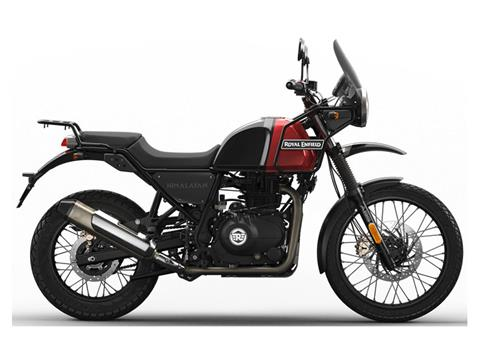 2021 Royal Enfield Himalayan 411 EFI ABS in San Jose, California - Photo 1