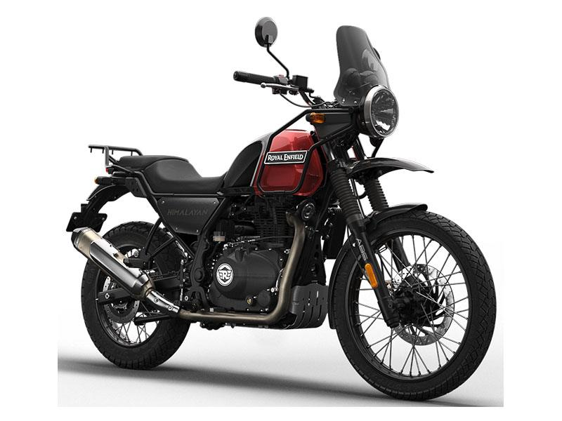 2021 Royal Enfield Himalayan 411 EFI ABS in Tarentum, Pennsylvania - Photo 2