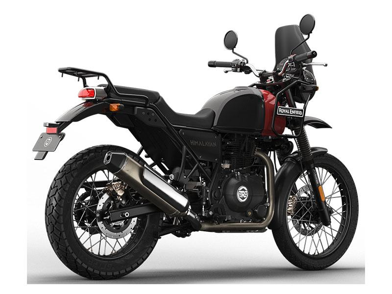2021 Royal Enfield Himalayan 411 EFI ABS in Kent, Connecticut - Photo 3