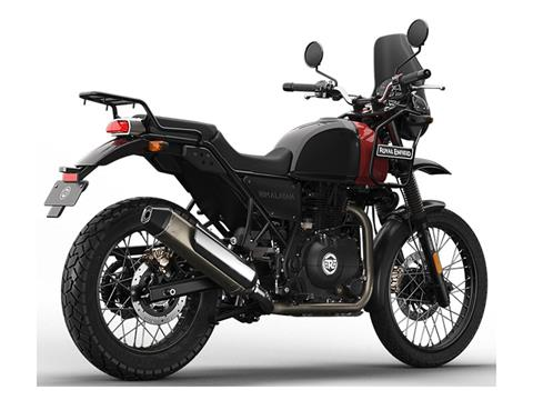 2021 Royal Enfield Himalayan 411 EFI ABS in Louisville, Tennessee - Photo 3