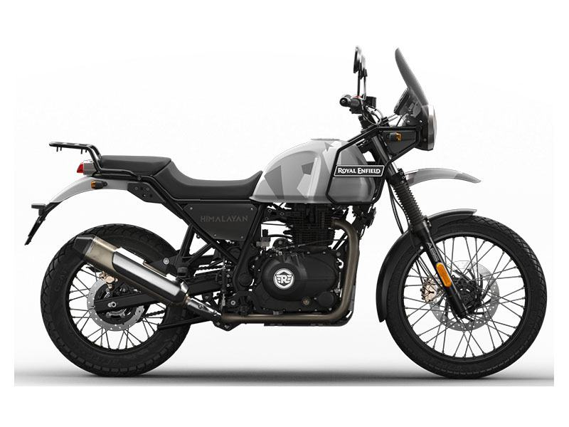 2021 Royal Enfield Himalayan 411 EFI ABS in Colorado Springs, Colorado - Photo 1