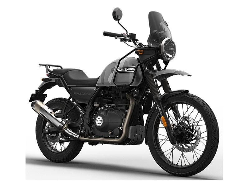 2021 Royal Enfield Himalayan 411 EFI ABS in Colorado Springs, Colorado - Photo 2