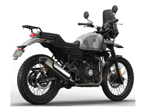 2021 Royal Enfield Himalayan 411 EFI ABS in San Jose, California - Photo 3