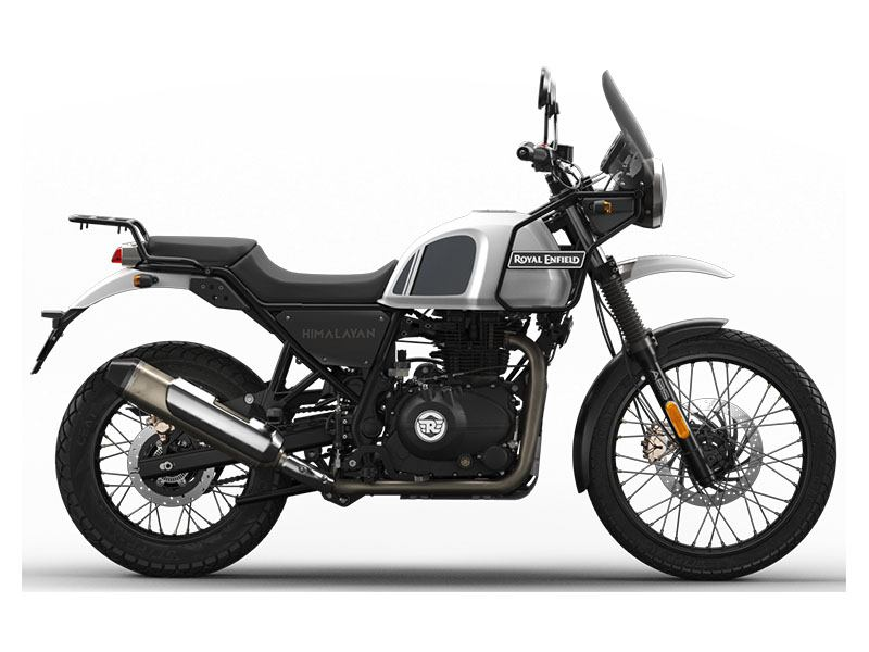2021 Royal Enfield Himalayan 411 EFI ABS in Aurora, Ohio - Photo 1