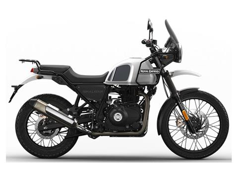 2021 Royal Enfield Himalayan 411 EFI ABS in Kent, Connecticut - Photo 1